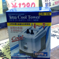 未使用  テトラ クールタワーCR-1 NEW