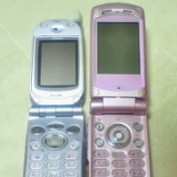 ビンテージ携帯