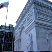 17年 さっぽろ雪まつり:市民大雪像:2(通算9) <写真24枚>  >>雪像の興福寺伽藍輝けり