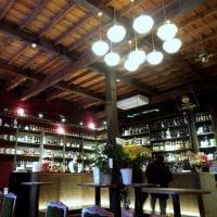 京都烏丸三条レトロパブ お酒の美術館