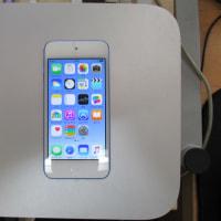 iPod touch購入しました。