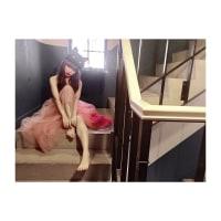 小嶋陽菜さん、猫頭の女の子になる。マキア12月号
