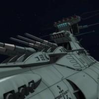 ドレッドノート級:前衛航宙戦艦(主力戦艦)
