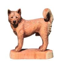 作品:日本犬  (注文品です)