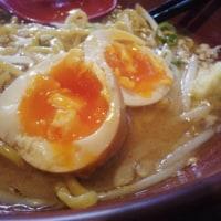 拉麺大公 ★焼き味噌煮玉子