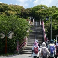 ふくおかウオーキング協会「旧勝田線跡地を歩く」