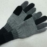 12月の手袋