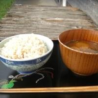 徳食の そば米 ~7月の新