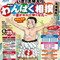 第4回わんぱく相撲札幌場所