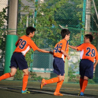 トレーニングマッチ結果 vs大成高等学校 / 2年