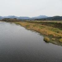 11/30 越後北越の村上三面川に鮭釣りを見に行って来ました!今年は不漁とかで?