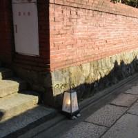 京都は桜色、石塀小路から高台寺