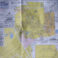 市自治区域内詳細図が手に入った~防犯・防災面で有用なモノ~