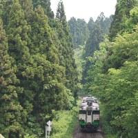 平成の蒸気機関車・只見線(4)