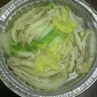 豚肉白菜重ね鍋