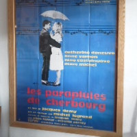 ジャック・ドゥミ「シェルブールの雨傘」