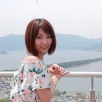 〔LaLaSweet〕らら旅。「春のシークレット撮影会バスツアー」 画像その7 笠松公園からの天橋立