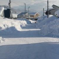 秋田県横手市は連日の降雪で・・・