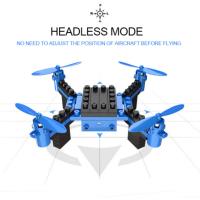 5%off-HELIWAY 902 ビルディング ブロック RC クアッドコプター RTF 2.4GHz送料無料