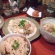 健康的なランチp(^^)q~沖縄料理