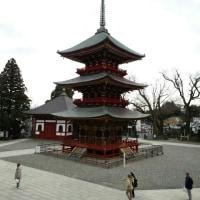 プチ旅行 その2 成田山新勝寺