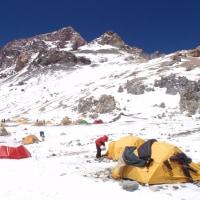 アコンカグア山旅2012年パート6