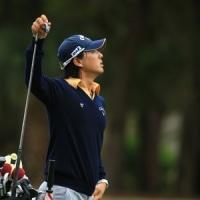 石川遼 感性のゴルフで124位から予選突破ほぼ確実
