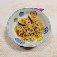 根菜炒め煮2