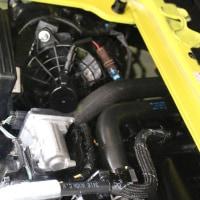 これがトゥインゴのリアエンジン