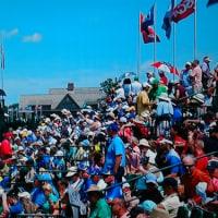 US Open 2017  DAY 3  ムウビングデイ、 各選手拍車をかける、J.Thomas  63 新記録