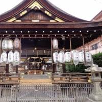 「京都古社寺探訪」瀧尾神社・京阪東福寺下車から旧街道の面影を残す本町通りを北へ歩くと、住宅街のなかに突然