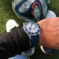 スポーツウェアの時にも着けたくなる時計って?