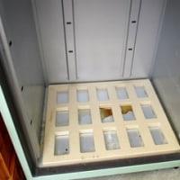保冷庫の掃除