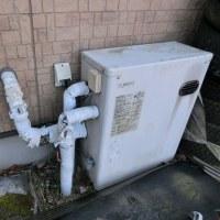 給湯器の配管凍結対応