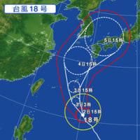 沖縄本島に出された『特別警報』って?