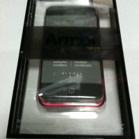 Armor Metal Hybrid Case for iPhone 4S/4