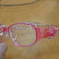 うちの花粉防止メガネは一味違う。掛けやすくチューニング!!
