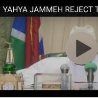 【速報】「やっぱいまのナシ!」ジャメ大統領が敗北を否定〜ガンビアという国(11)