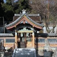 山城の神社・・・城陽市・久世神社