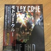 MÖTLEY CRÜE 「THE END」