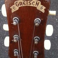 ギター「MASH Collection」を放出!No,1「誰も見たことのない30年代グレッチ(Gretsch)ラウンドホール」は、どうだ!(其の1)