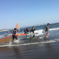 新歓 逗子BBQ•江ノ島