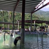 44-台湾 台東市 知本温泉でのんびりした