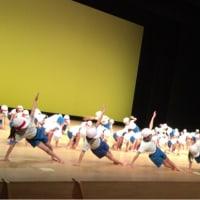 益田市学校ダンス発表会(2年生)