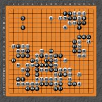 第61回山陽本因坊戦2日目