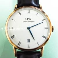今さらながらダニエルウェリントンの時計【正規品】を買った件