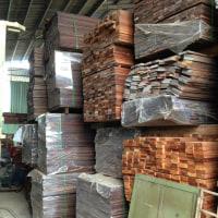 イエローバラウ ウリン クルイン マレーシア産硬木