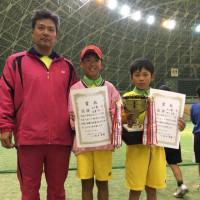 第34回 県ジュニアソフトテニス選手権
