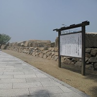 NHK大河ドラマ「真田丸」に関する城を辿る・城郭の中最も完成された形を残す大坂城(復興天守第1号)その3 小豆島