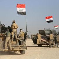 「イスラム国」、モスルでの反撃に化学兵器使用も=米当局者